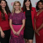 Reese Witherspoon philanthropy with Girls Inc.