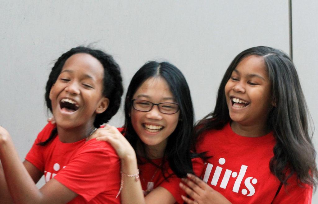 Social emotional learning Girls Inc.