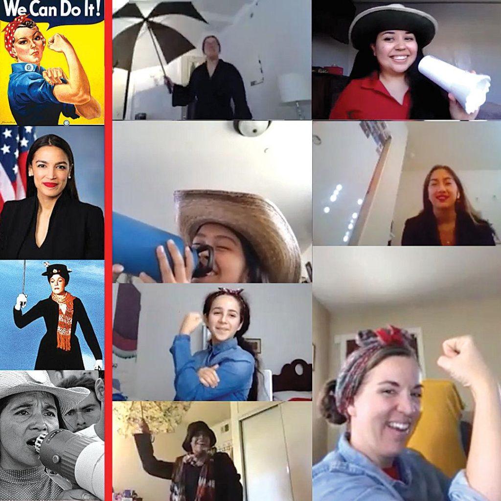 Girls Inc. of Carpinteria supporting girls with a bit of fun.