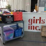 Girls Inc. of Omaha gathers art supplies for girls to stay creative and expressive while sheltering in place during the pandemic.