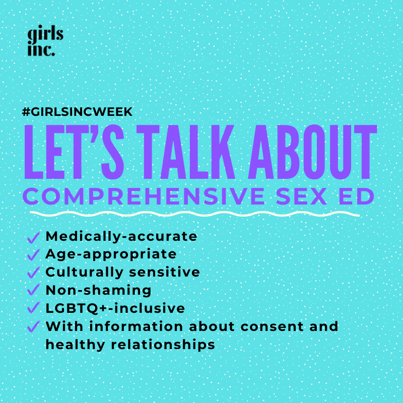 comprehensive sex education what it is and what it is not