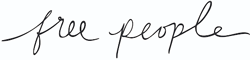 Free People nonprofit shopping opportunity for Girls Inc.